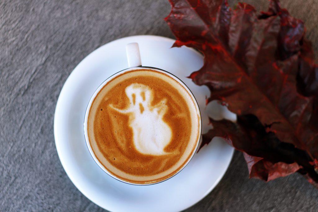 Café mousse fantome
