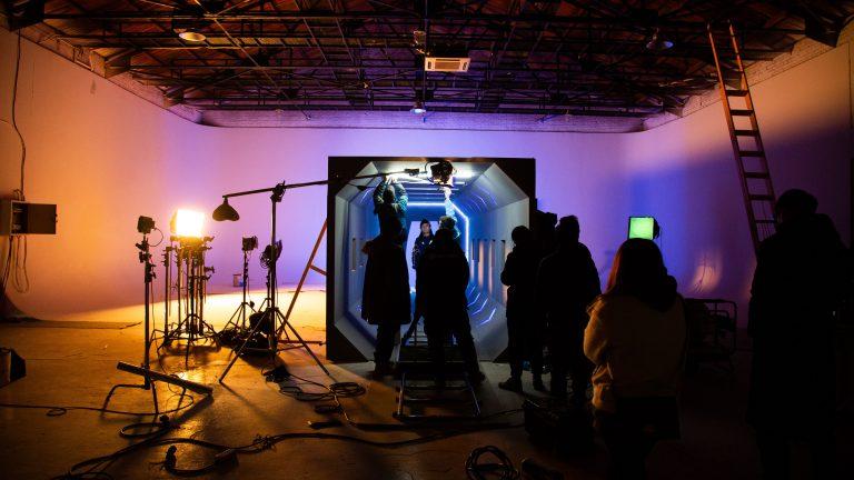 backstages